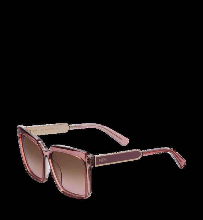 MCM Square Oversized Sunglasses  MEG8S2I06PD001 Alternate View 2