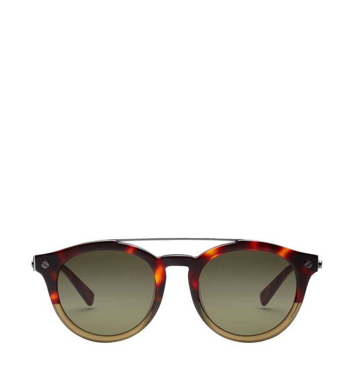 MCM Round Aviator Sunglasses Alternate View