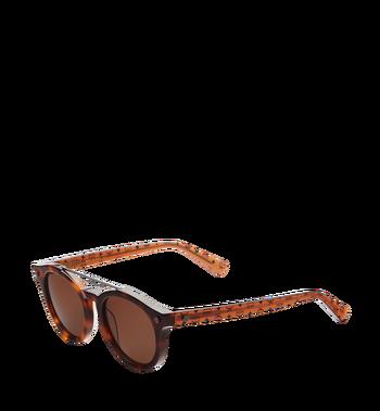 MCM Round Aviator Sunglasses Alternate View 2