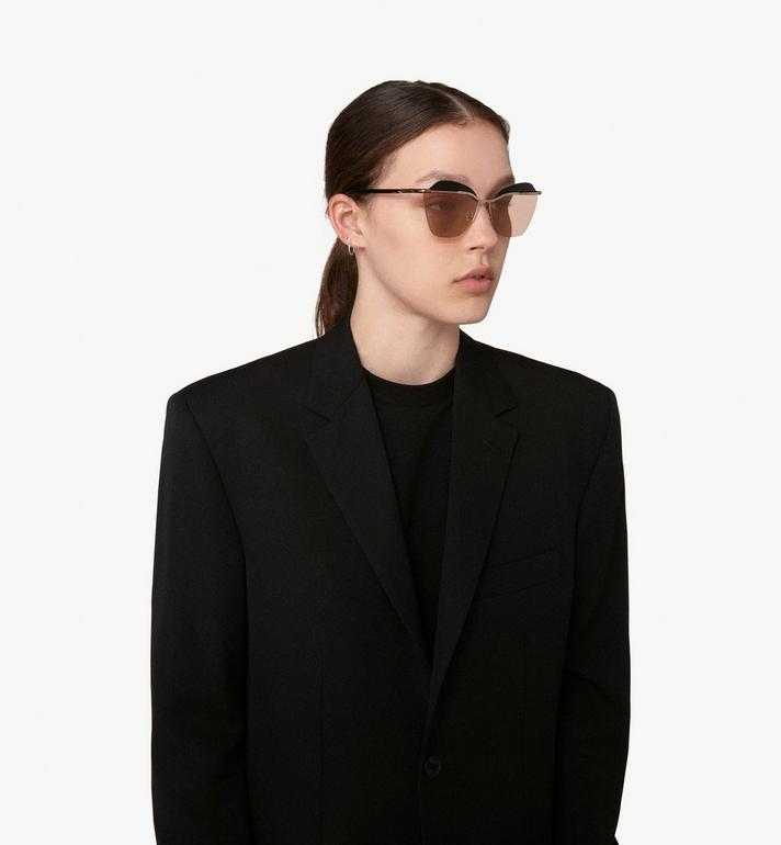 MCM Oversized Sunglasses  MEG9A2I01NL001 Alternate View 4