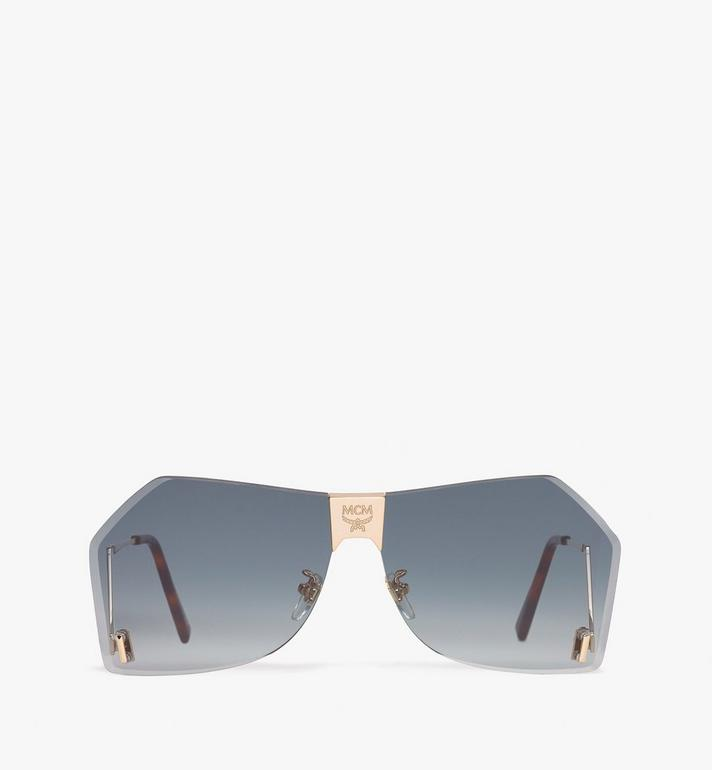 MCM Geometric Oversized Sunglasses Alternate View