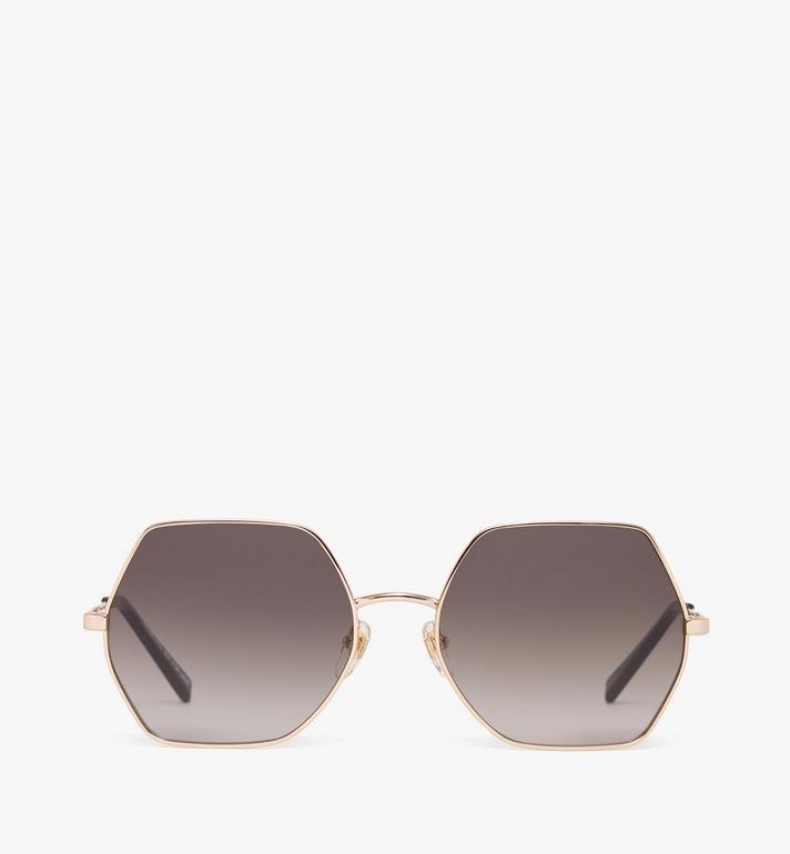 MCM Geometric Oversized Sunglasses Alternate View