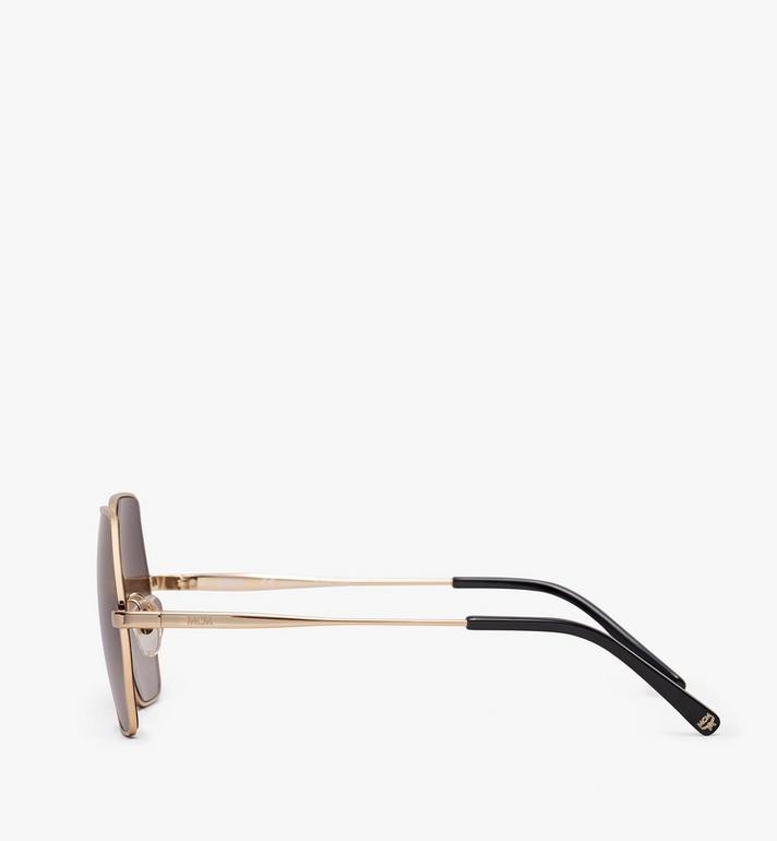 MCM Geometric Oversized Sunglasses  MEG9A2I06EG001 Alternate View 2