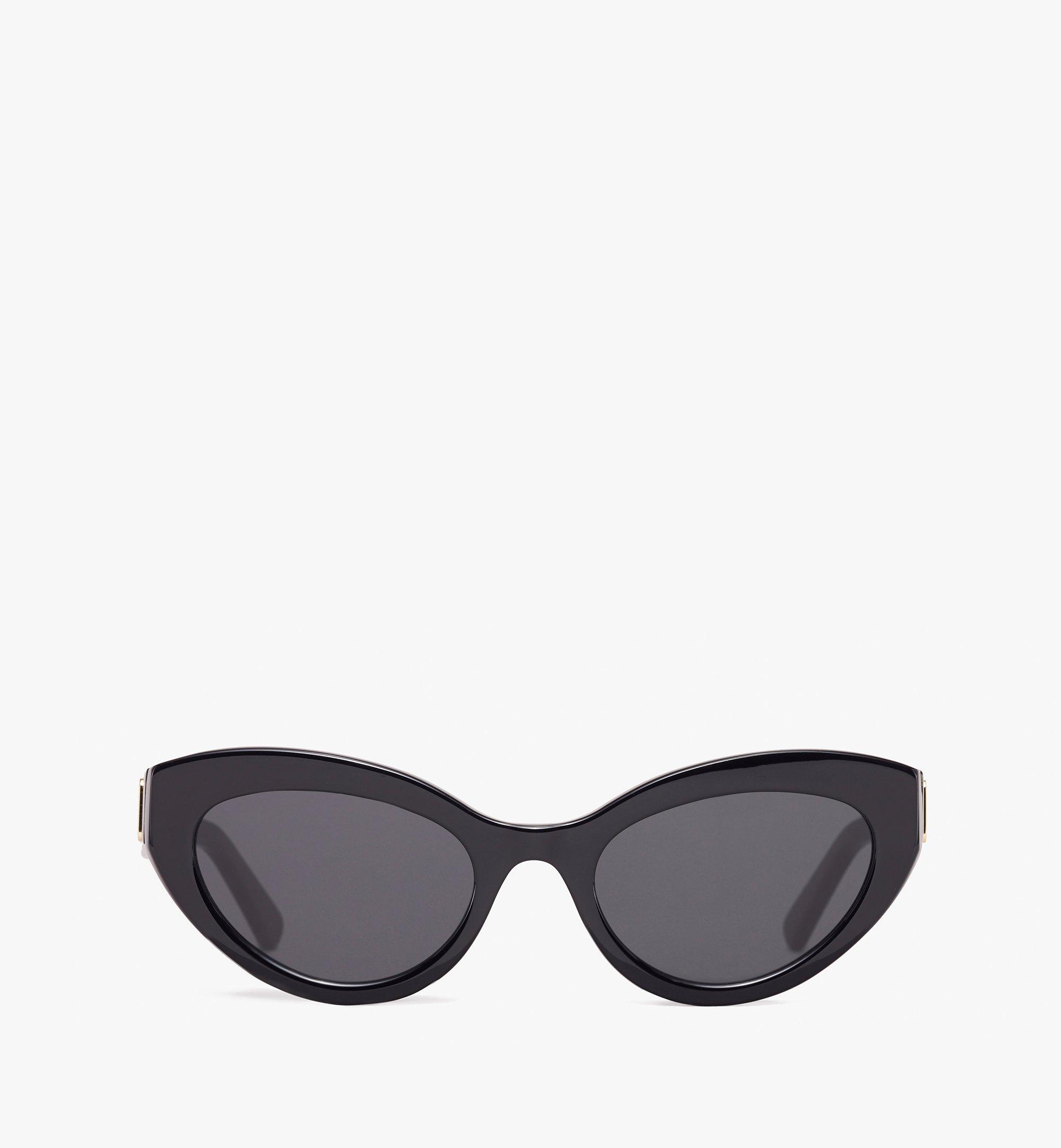 MCM Cat Eye 太陽眼鏡 Black MEG9A2I08BK001 更多視圖 1