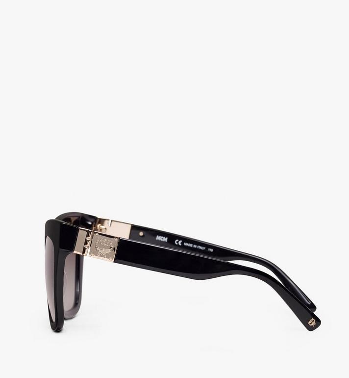 MCM Oversized Cat Eye Sunglasses  MEG9A2I09BK001 Alternate View 2