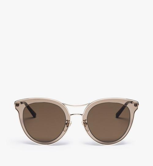 Cat Eye Aviator Sunglasses