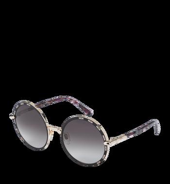 MCM Round Frame Sunglasses Alternate View 2