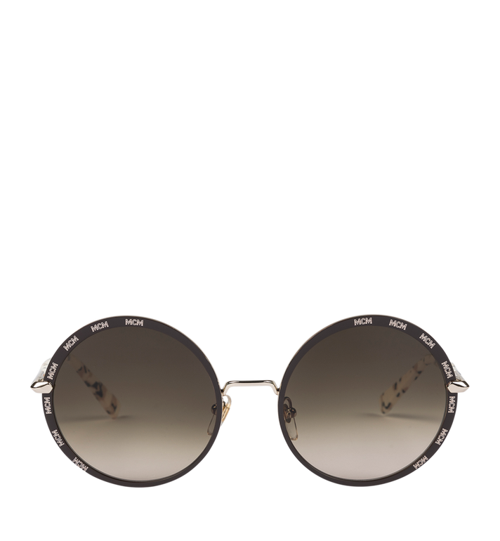 MCM Round Frame Sunglasses Alternate View 1