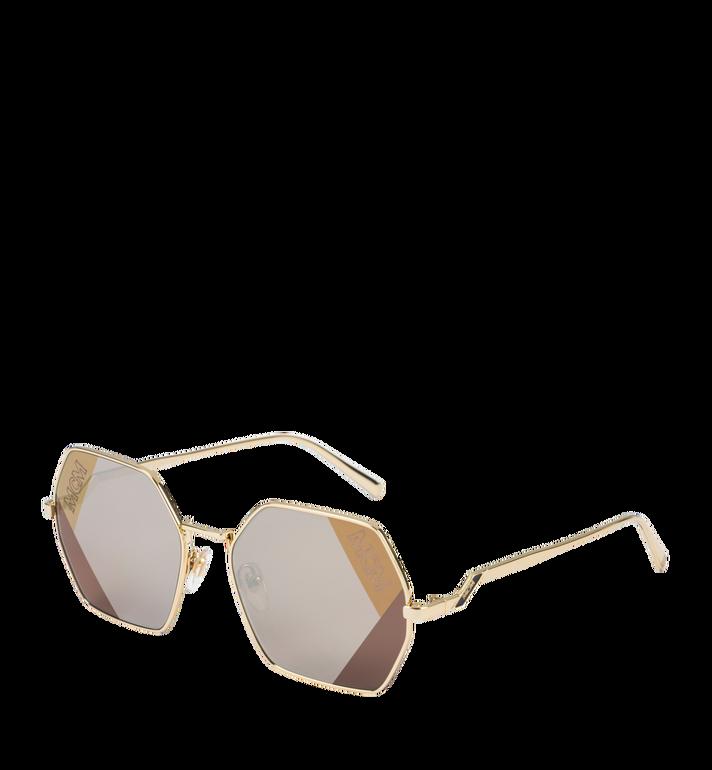 MCM Sonnenbrille mit rundem Rahmen Alternate View 2