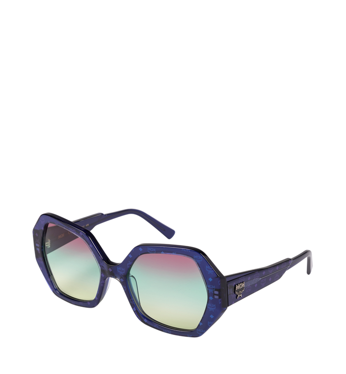 MCM Oversized Sunglasses  MEG9S2I10LU001 Alternate View 2