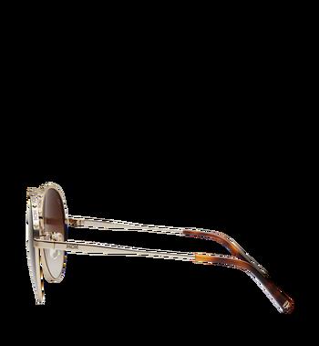 MCM Round Frame Sunglasses Alternate View 3