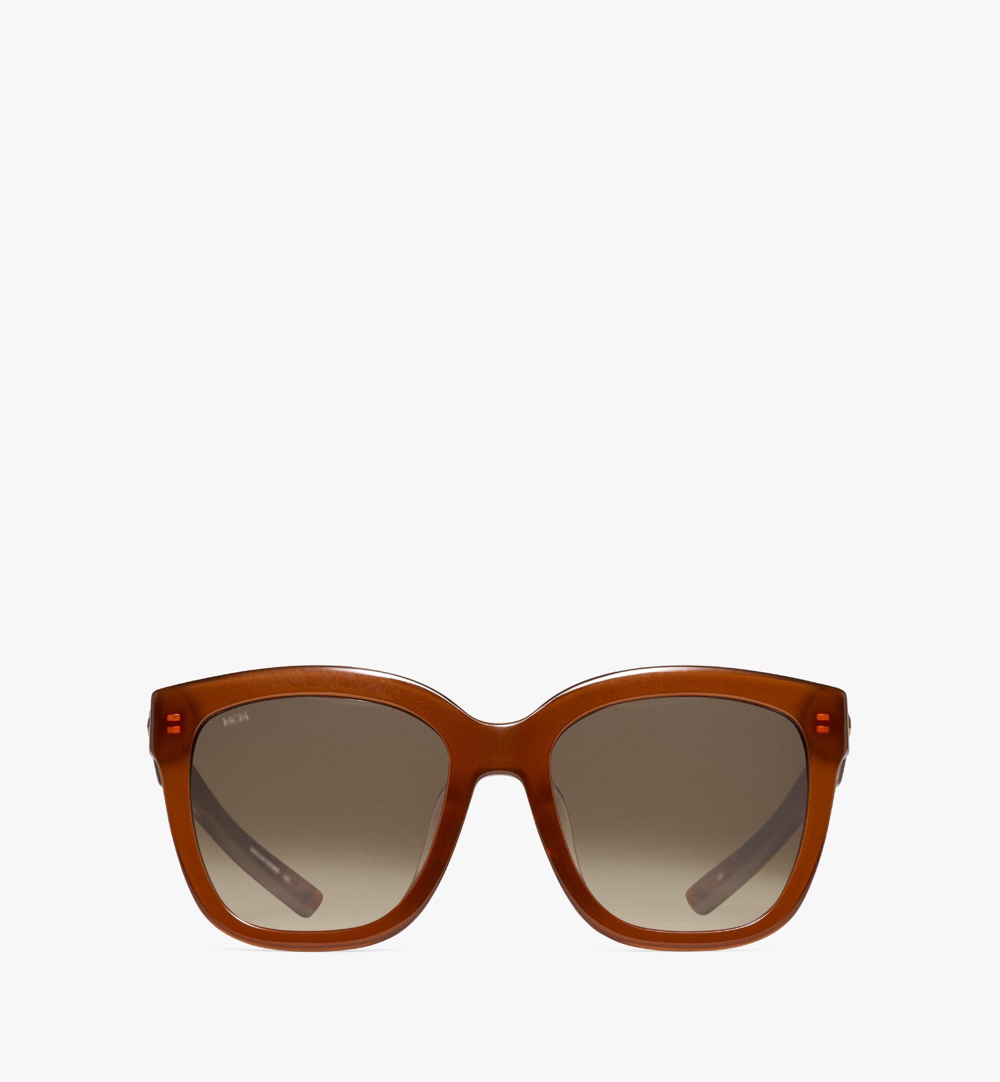 MCM Women's 697SLA Butterfly Sunglasses  MEGAAMM01N4001 Alternate View 1