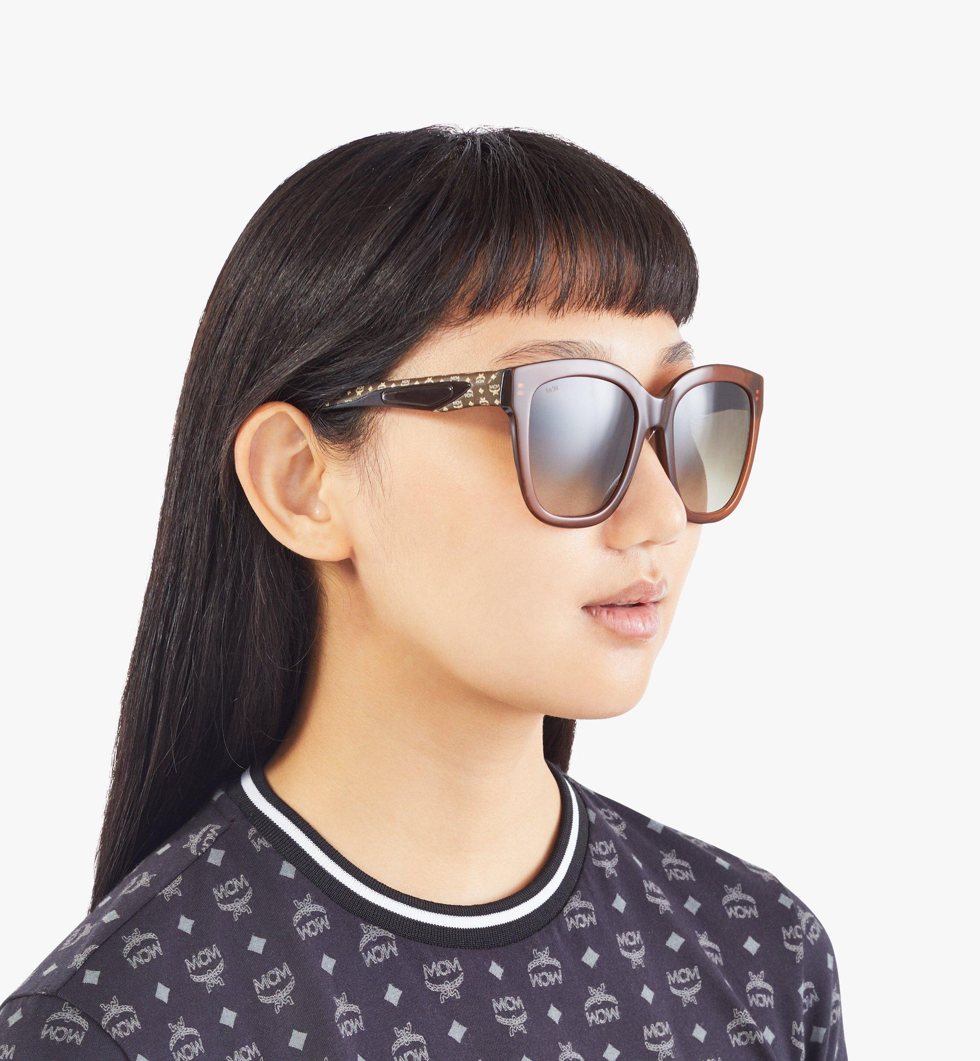 MCM Women's 697SLA Butterfly Sunglasses  MEGAAMM01N4001 Alternate View 2