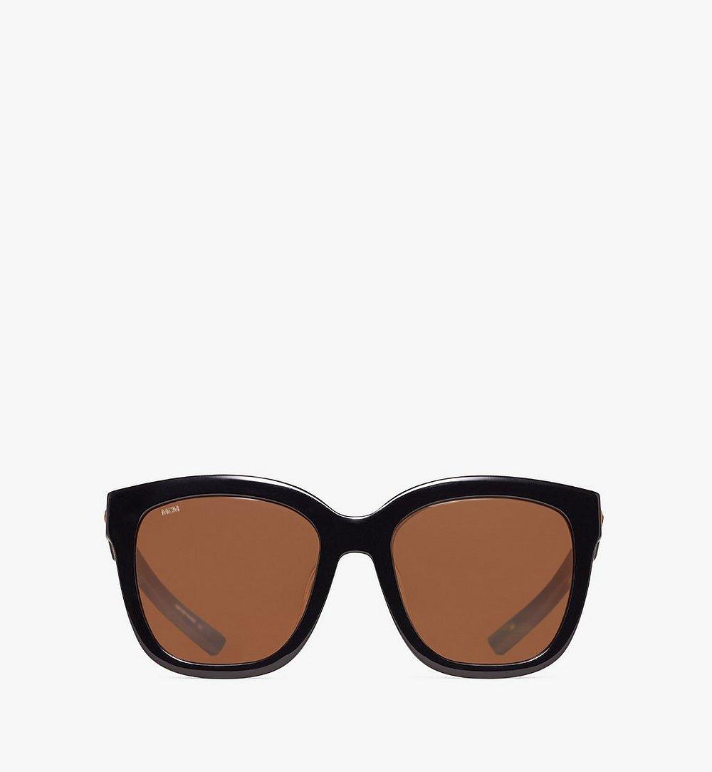 MCM 697SLA Butterfly Sunglasses Cognac MEGAAMM01RW001 Alternate View 1