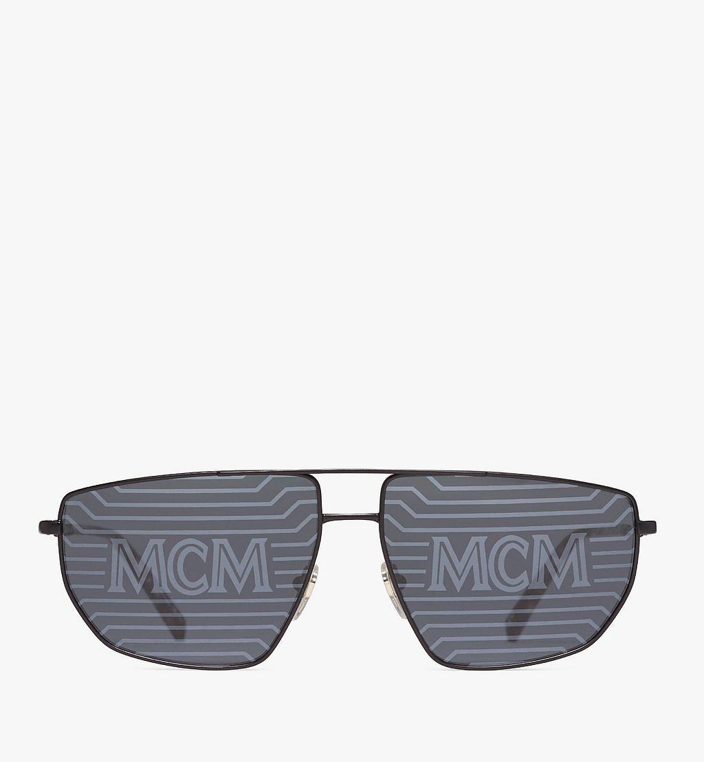 MCM 151S Hologram Aviator Sunglasses  MEGAAMM11B2001 Alternate View 1