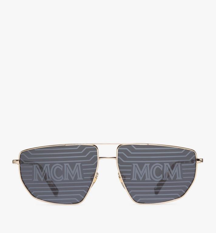 MCM 151S Hologram Aviator Sunglasses Alternate View
