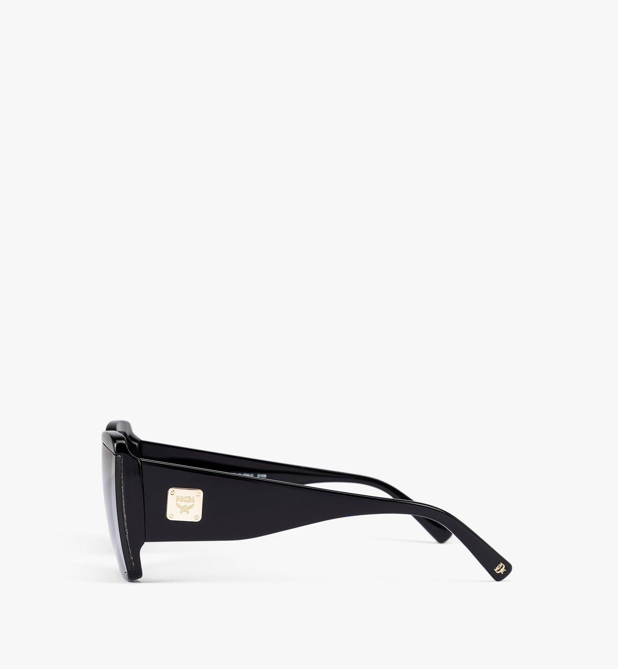 MCM MCM710S Butterfly Sunglasses Black MEGBAMM06BK001 Alternate View 1