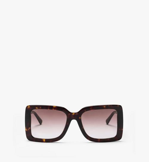 Rechteckige MCM711S Sonnenbrille