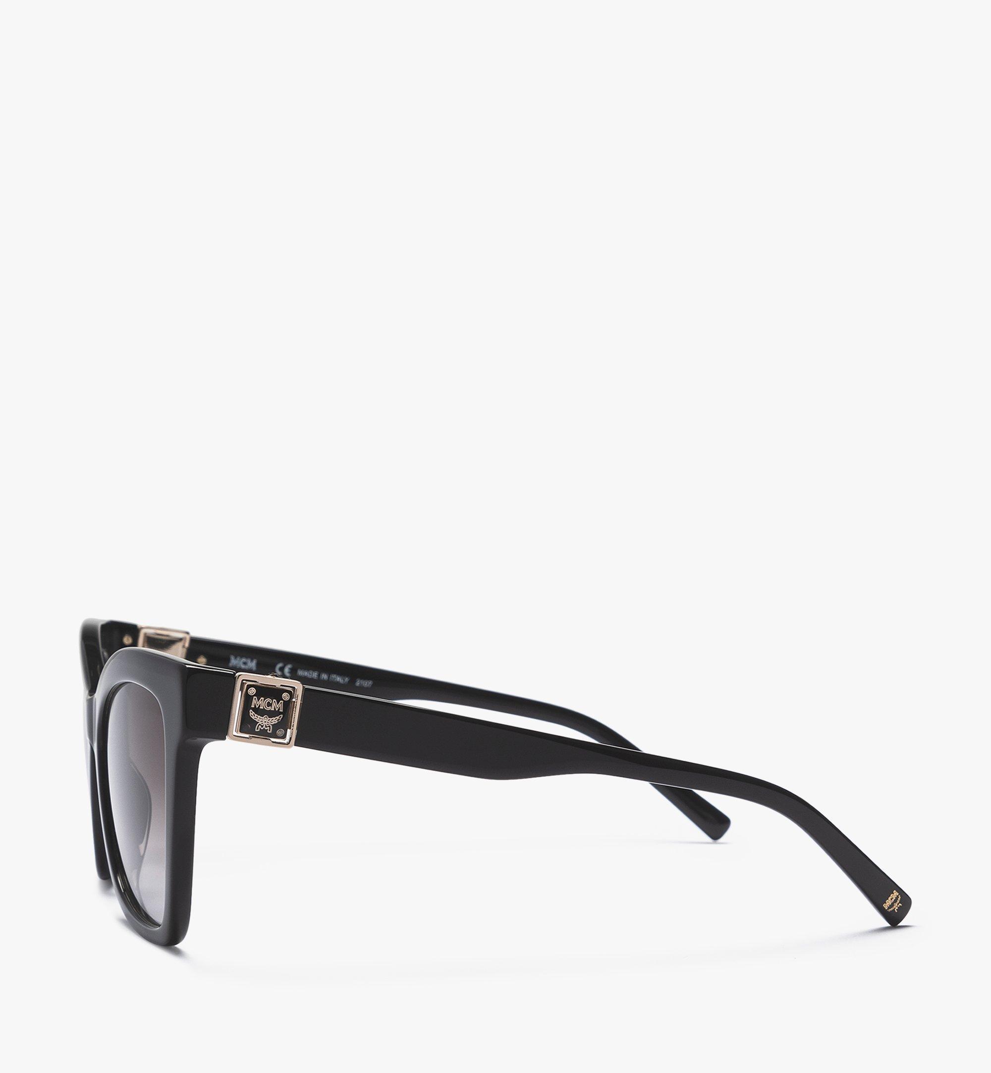 MCM MCM712S Butterfly Sunglasses Black MEGBAMM08BK001 Alternate View 1