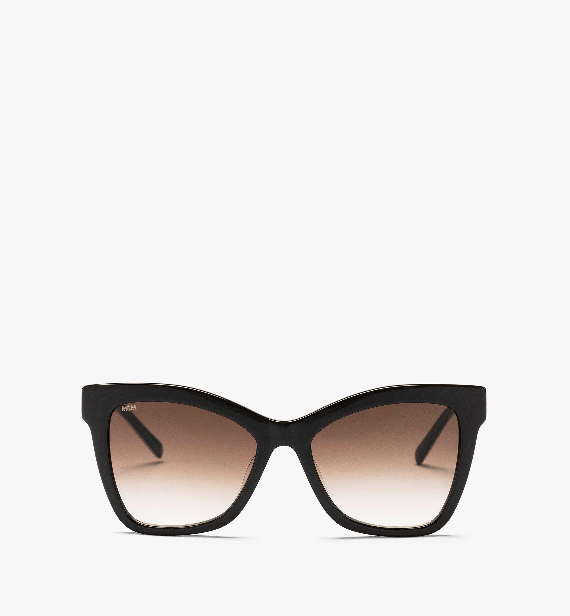 MCM MCM712S Butterfly Sunglasses Brown MEGBAMM08NR001 Alternate View 1