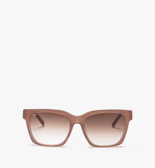 Rechteckige MCM713SA Sonnenbrille