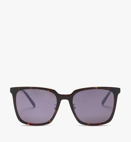 Rechteckige MCM714SA Sonnenbrille für Herren