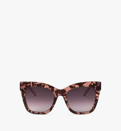 Rechteckige MCM686SE Sonnenbrille für Damen