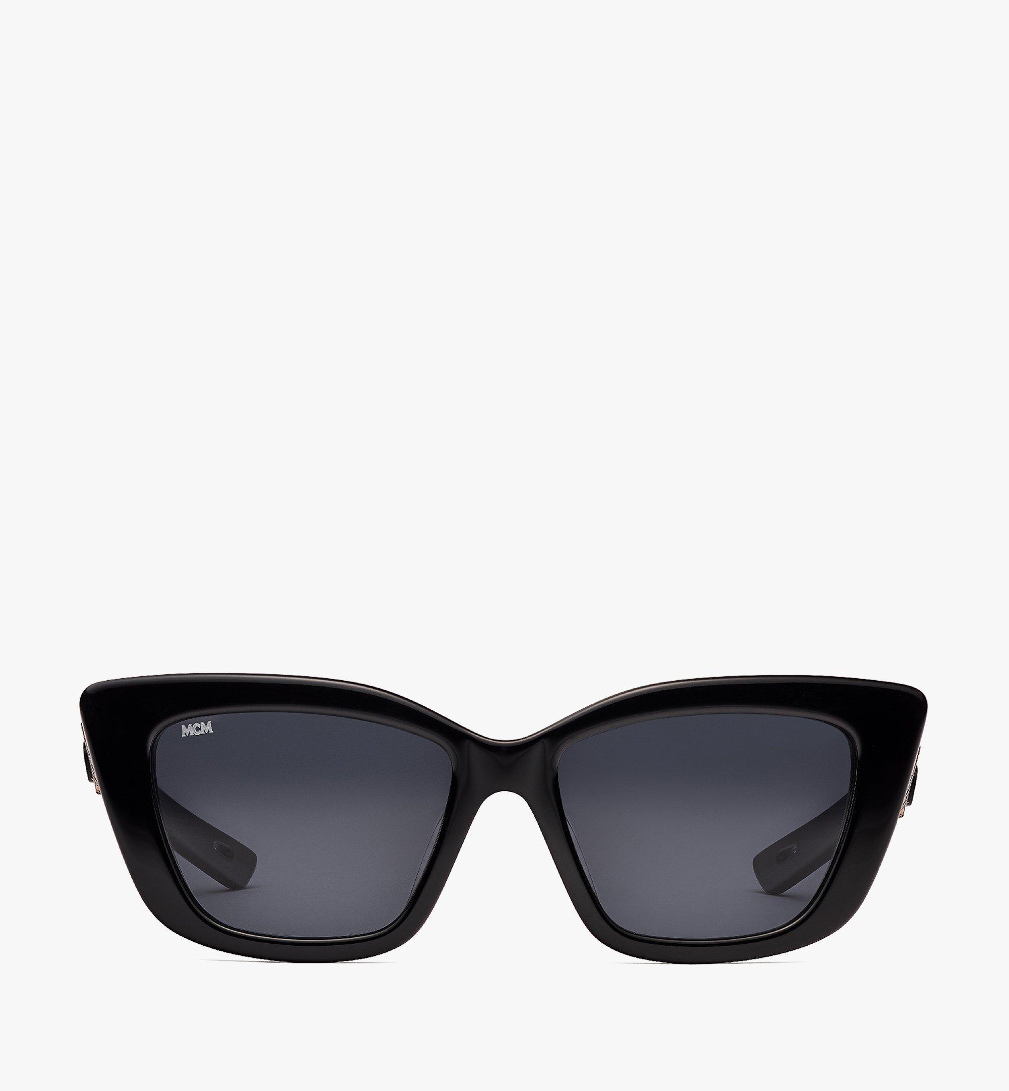MCM 704SL Rechteckige Sonnenbrille Black MEGBSMM24BK001 Noch mehr sehen 1