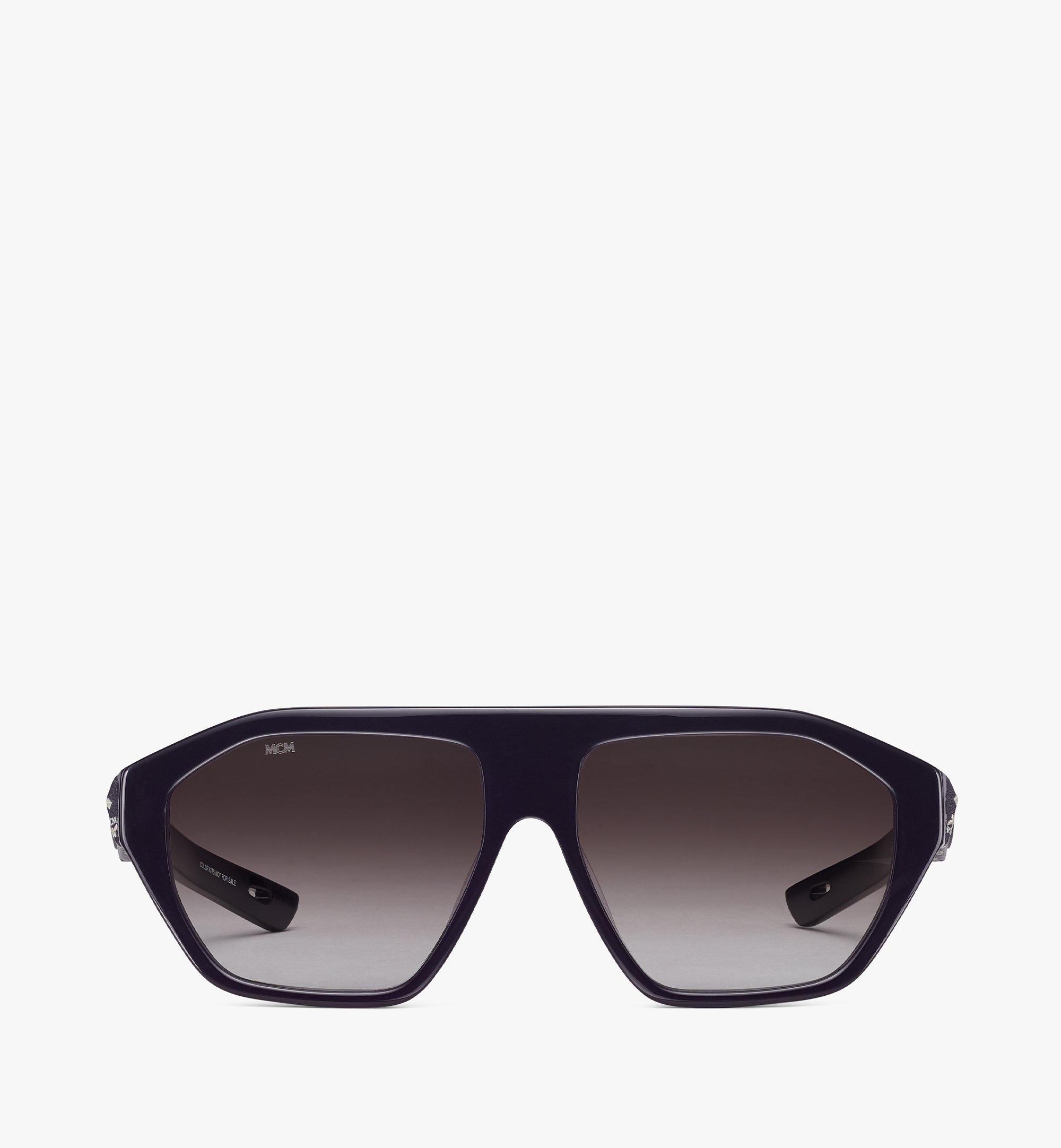 MCM 705SL Sunglasses Black MEGBSMM25BK001 Alternate View 1