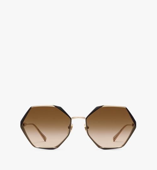 500S Geometric Sunglasses