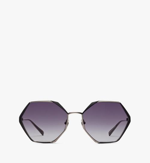 500SSonnenbrille mit geometrischem Design