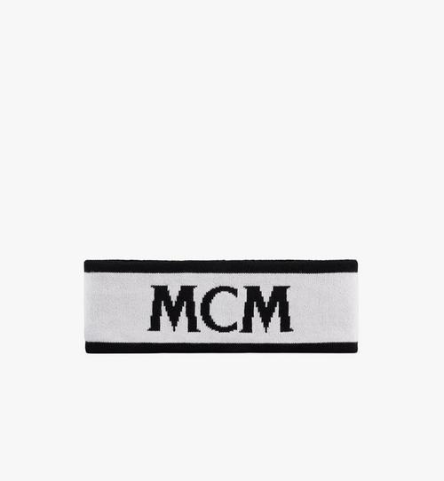 MCM 로고 헤드밴드