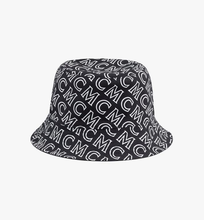 MCM Reversible Monogram Bucket Hat Alternate View