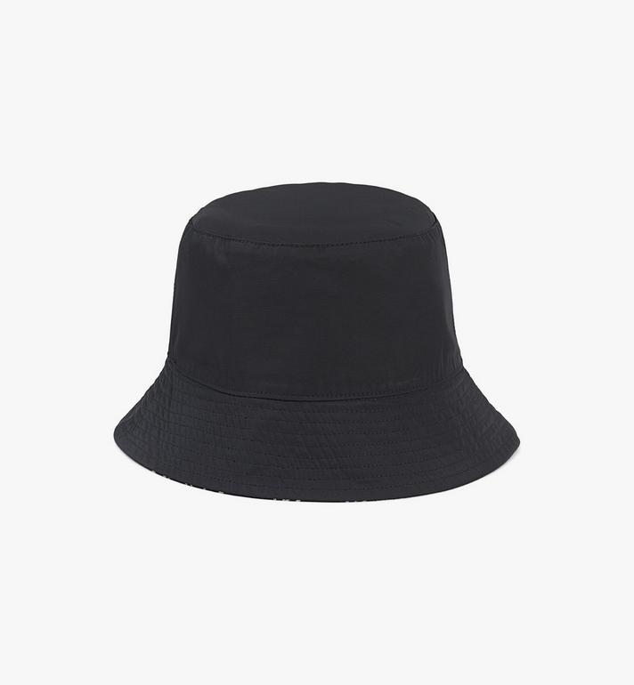 MCM Reversible Monogram Bucket Hat Cognac MEHAAMM03B4001 Alternate View 3