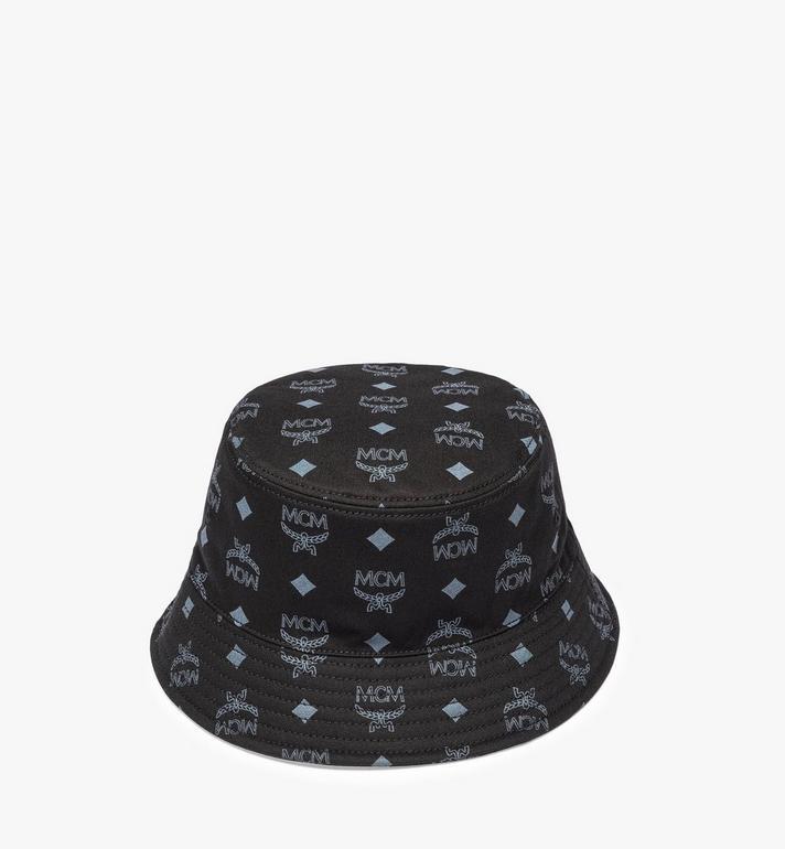 MCM Monogram Bucket Hat Alternate View
