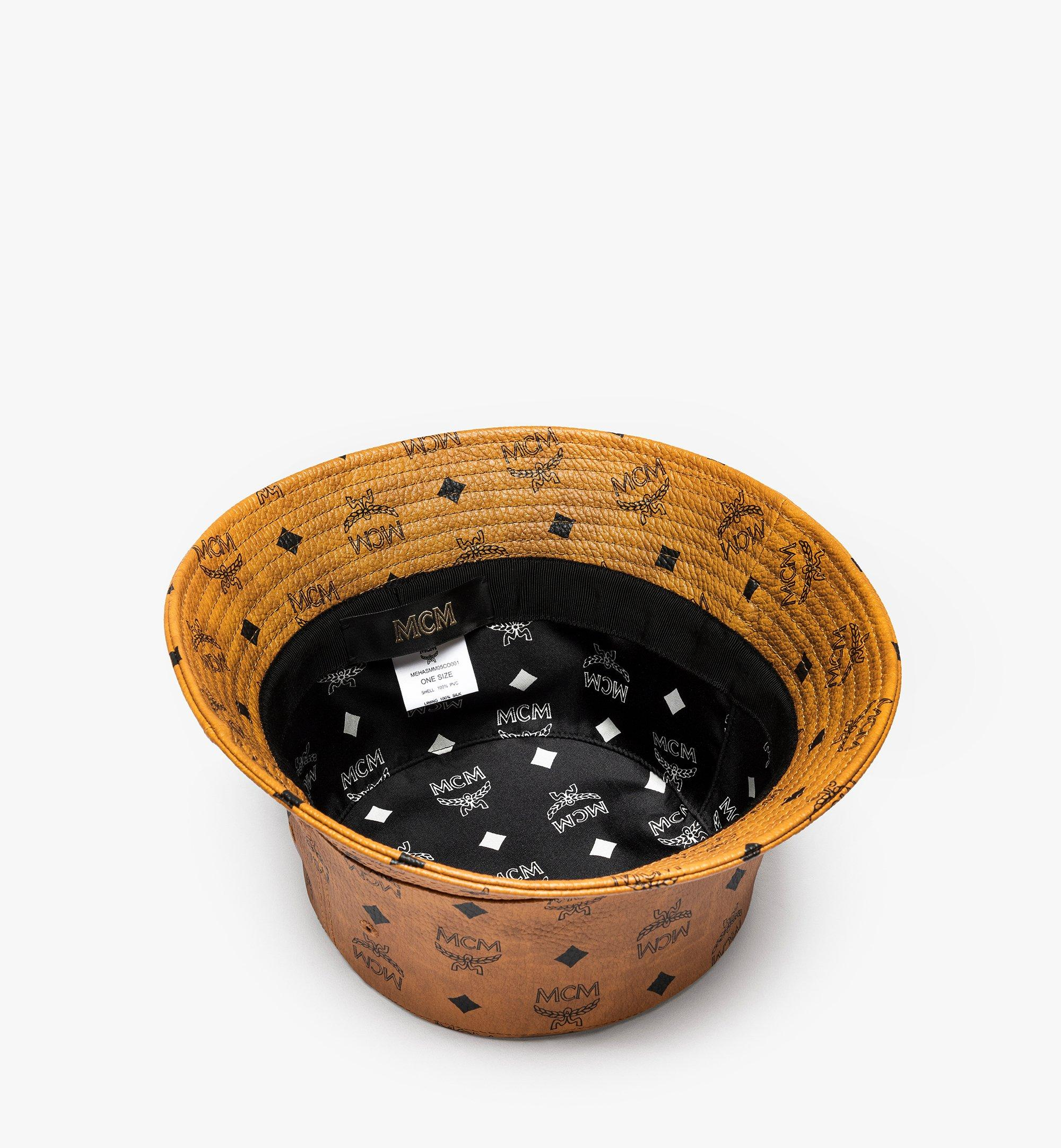 MCM Visetos 漁夫帽 Cognac MEHASMM05CO001 更多視圖 1
