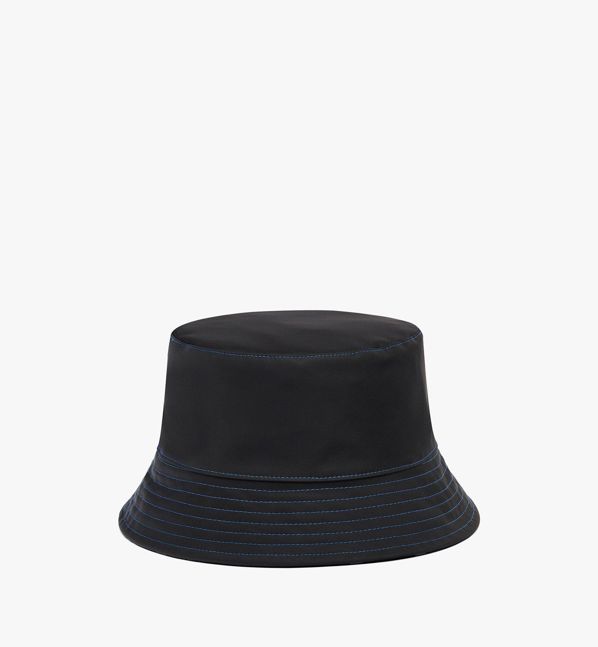 MCM MCM x SAMBYPEN Bucket Hat Black MEHBASP01BK001 Alternate View 1