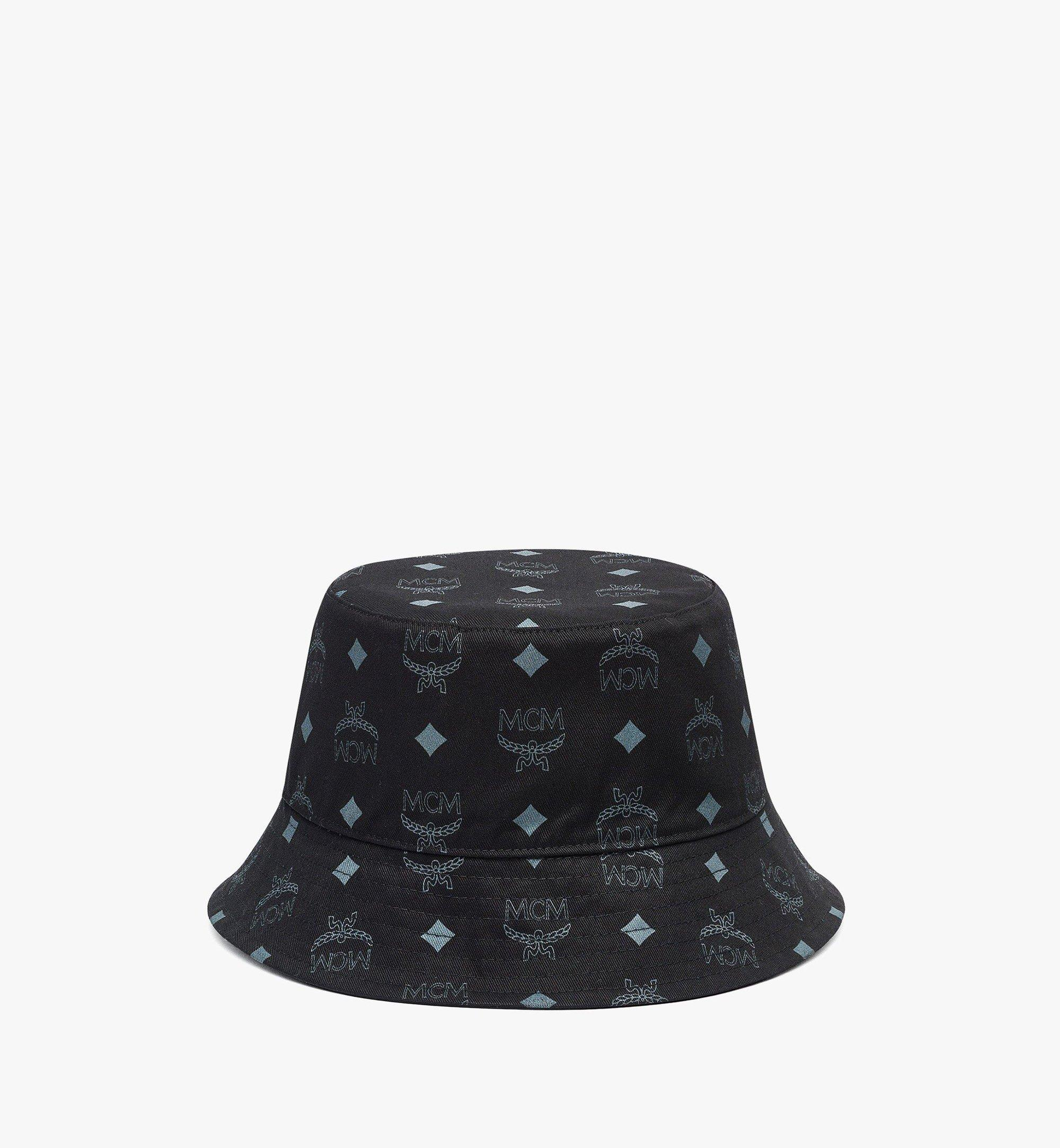 MCM MCM x SAMBYPEN Bucket Hat Black MEHBASP01BK001 Alternate View 2