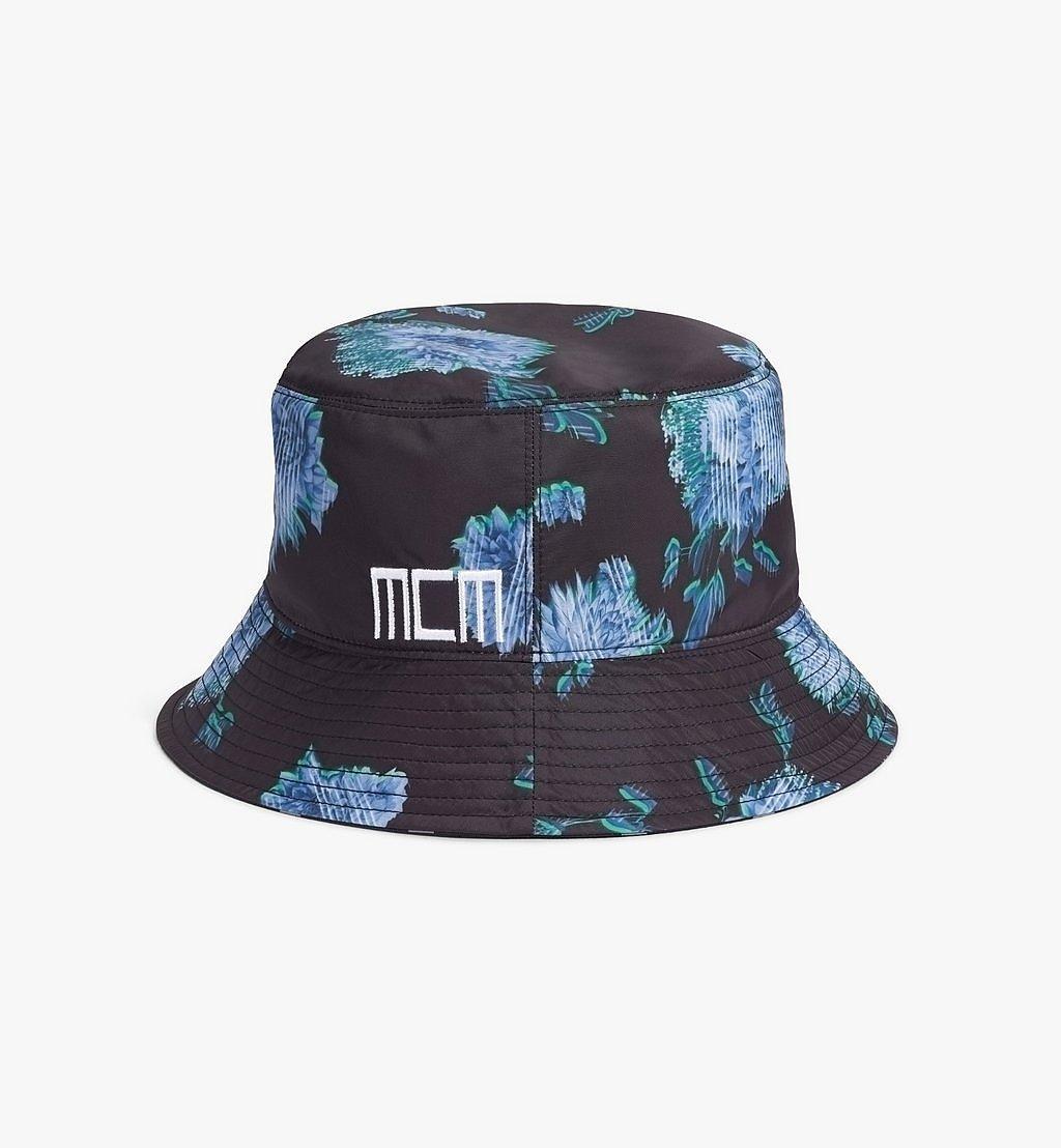 MCM Anglerhut mit Tech-Flower-Print Black MEHBSSX02B2001 Noch mehr sehen 1