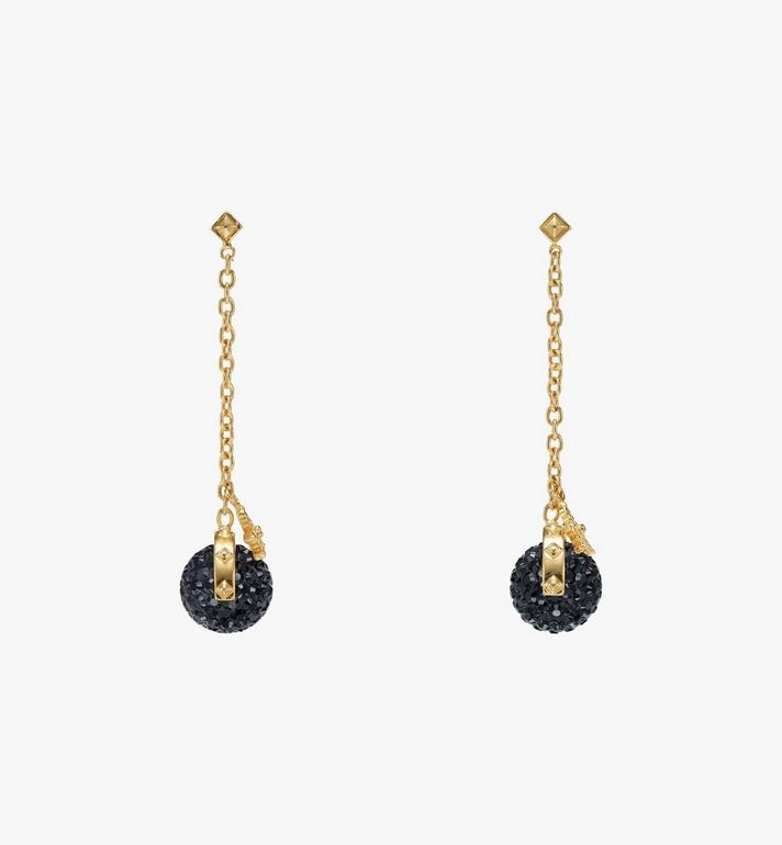 MCM Disco Ball Earrings Alternate View