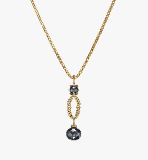 Diamond Wreath Necklace