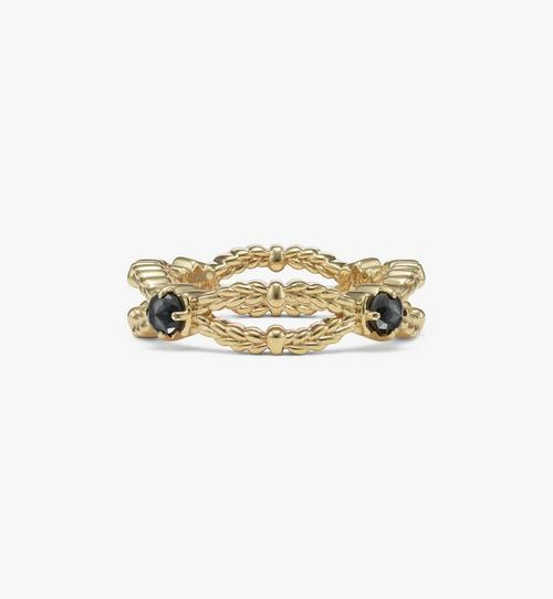 Diamond Wreath Ring
