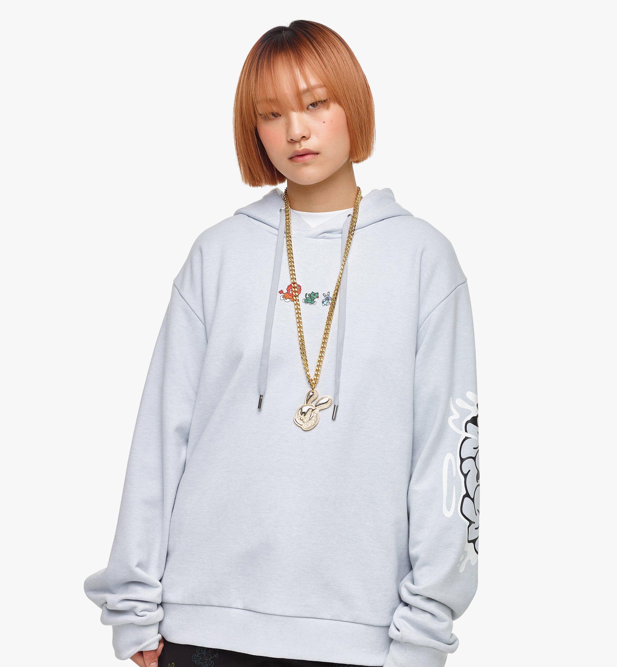 MCM MCM x SAMBYPEN Halskette mit Hasenanhänger Gold MEJBASP02DG001 Noch mehr sehen 2