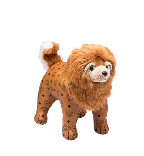 MCM Zoo Chow Chow Doll in Visetos