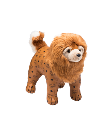 MCM MCM Zoo Chow Chow Doll in Visetos Alternate View