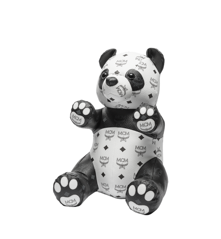 MCM Panda Doll in Visetos Alternate View 1