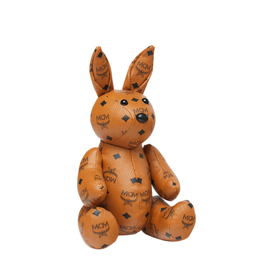MCM Zoo Rabbit Doll in Visetos