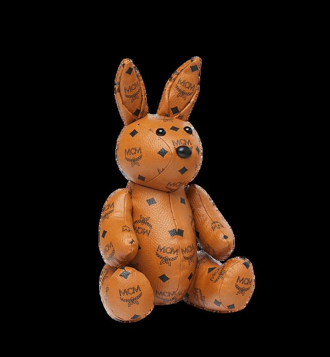 MCM Rabbit Doll in Visetos Alternate View