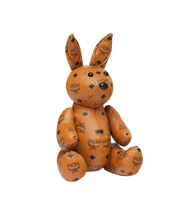 MCM Rabbit Doll in Visetos Alternate View