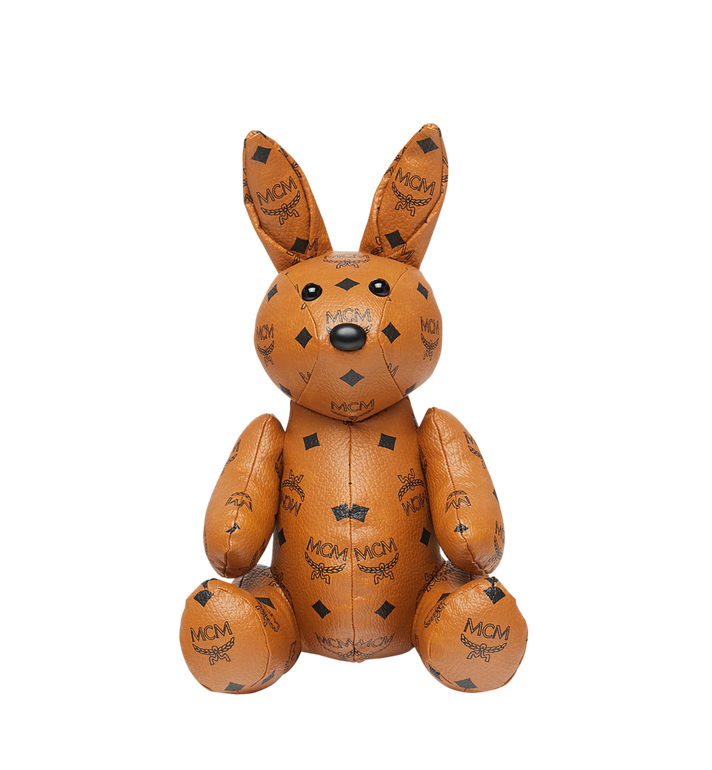 MCM Rabbit Doll in Visetos Alternate View 4
